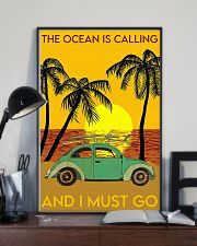 Ocean Surfing The Ocean Is Calling And I Must Go 11x17 Poster lifestyle-poster-2