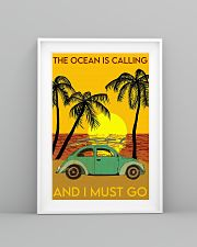 Ocean Surfing The Ocean Is Calling And I Must Go 11x17 Poster lifestyle-poster-5