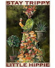 Mushroom Stay Trippy PDN-pml  11x17 Poster front