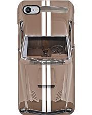 Car 1968 AMX Laredo Tan PDN-pml Phone Case i-phone-8-case