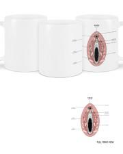 vulva anatomy gynecology mug dvhh ngt Mug ceramic-mug-lifestyle-46