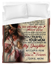 Native To My Daughter FLB PDN-nna Duvet Cover - Twin thumbnail