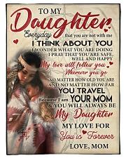 Native To My Daughter FLB PDN-nna Fleece Blanket tile