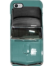 Car Pon 1967 GTO Gulf Turquoise Black Top PDN-dqh Phone Case i-phone-8-case