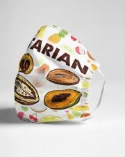 Vegan Vegiatarian mas Cloth Face Mask - 3 Pack aos-face-mask-lifestyle-21