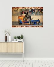Drag Racing Choose ST Fun2 36x24 Poster poster-landscape-36x24-lifestyle-01