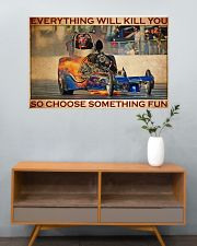 Drag Racing Choose ST Fun2 36x24 Poster poster-landscape-36x24-lifestyle-21