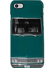 Car Chev 1964 Chevel Lagoon Aqua PDN-dqh Phone Case i-phone-8-case