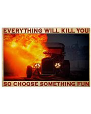 Drag Racing Choose ST Fun 11 PDN-pml  36x24 Poster front
