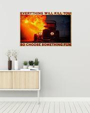 Drag Racing Choose ST Fun 11 PDN-pml  36x24 Poster poster-landscape-36x24-lifestyle-01
