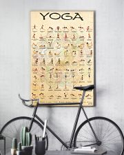 Yoga Asanas TN PDN-DQH  11x17 Poster lifestyle-poster-7