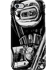 Motorcycle Engine PDN2 Phone Case i-phone-8-case
