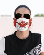 Canada It's in My DNA Cloth Face Mask - 3 Pack aos-face-mask-lifestyle-02
