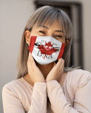 Canada It's in My DNA Cloth Face Mask - 3 Pack aos-face-mask-lifestyle-17