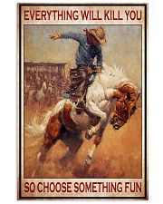 Rodeo Choose ST Fun 11x17 Poster front