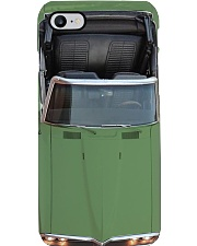 Car Pon 1968 Firebird GREEN- PDN-NTV Phone Case i-phone-8-case