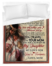 Native To My Daughter FLB PDN nna  Duvet Cover - Twin thumbnail
