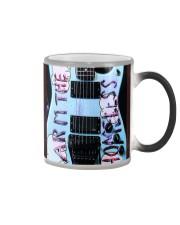 Music Guitar Tom Homeless PDN ngt Color Changing Mug tile