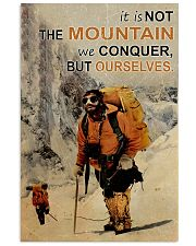 Mountain Conquer Ourselves PDN-NTH 11x17 Poster front