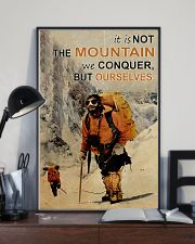 Mountain Conquer Ourselves PDN-NTH 11x17 Poster lifestyle-poster-2