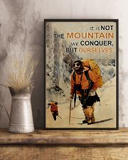 Mountain Conquer Ourselves PDN-NTH 11x17 Poster lifestyle-poster-3