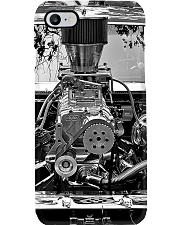 Drag Racing Engine PDN 6-NTH Phone Case i-phone-8-case