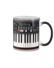 yamah synthesizer cup dvhh-ntv Color Changing Mug tile