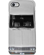 Car Chev 1964 Chevel Satin Silver PDN-dqh Phone Case i-phone-8-case