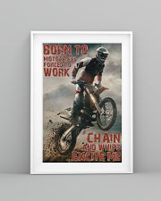 Motocross Born To Ride Motocross PDN-DQH  24x36 Poster lifestyle-poster-5