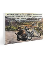 easy ride Motocycle On This Ride PDN-dqh 30x20 Gallery Wrapped Canvas Prints thumbnail