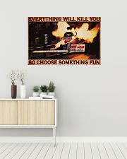 Drag Racing Choose ST Fun1 PDN-DQH  36x24 Poster poster-landscape-36x24-lifestyle-01