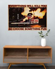 Drag Racing Choose ST Fun1 PDN-DQH  36x24 Poster poster-landscape-36x24-lifestyle-21