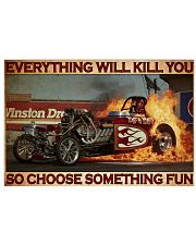 Drag Racing Choose ST Fun8 PDN-DQH 36x24 Poster front