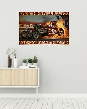 Drag Racing Choose ST Fun8 PDN-DQH 36x24 Poster poster-landscape-36x24-lifestyle-01