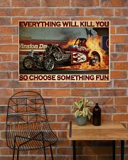Drag Racing Choose ST Fun8 PDN-DQH 36x24 Poster poster-landscape-36x24-lifestyle-20