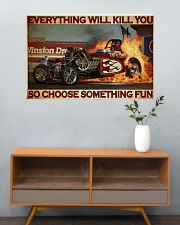 Drag Racing Choose ST Fun8 PDN-DQH 36x24 Poster poster-landscape-36x24-lifestyle-21