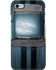 Car Chev 1970 Camaro Z-28 Astro Blue PDN-dqh Phone Case i-phone-8-case