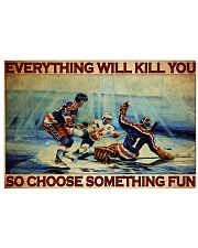 Hockey Choose ST Fun PDN-DQH  36x24 Poster front