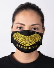 RB I dissent mas lqt cva  Cloth Face Mask - 3 Pack aos-face-mask-lifestyle-01