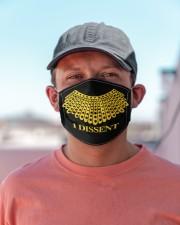 RB I dissent mas lqt cva  Cloth Face Mask - 3 Pack aos-face-mask-lifestyle-06