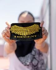 RB I dissent mas lqt cva  Cloth Face Mask - 3 Pack aos-face-mask-lifestyle-07