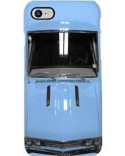 Car Chev 1967 Cheve SS 396 Nantucket Blue PDN-DQH Phone Case i-phone-8-case