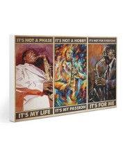 Saxophone Its For Me PDN-dqh Gallery Wrapped Canvas Prints tile