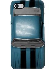 Car Chev 1970 Camaro Z-28 Mulsanna Blue PDN-dqh Phone Case i-phone-8-case