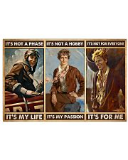 Pilot Its For Me PDN-pml 17x11 Poster front