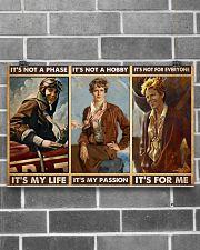 Pilot Its For Me PDN-pml 17x11 Poster poster-landscape-17x11-lifestyle-18