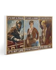 Pilot Its For Me PDN-pml Gallery Wrapped Canvas Prints tile