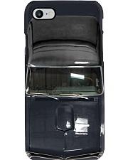 Car Pon 1967 GTO Fathom Blue Black Top PDN-dqh Phone Case i-phone-8-case