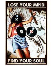 Vinyl Guitar Lose My Mind PDN-pml 11x17 Poster front