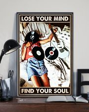 Vinyl Guitar Lose My Mind PDN-pml 11x17 Poster lifestyle-poster-2